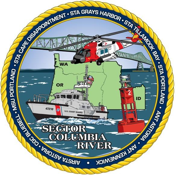 Sector Columbia River Logo