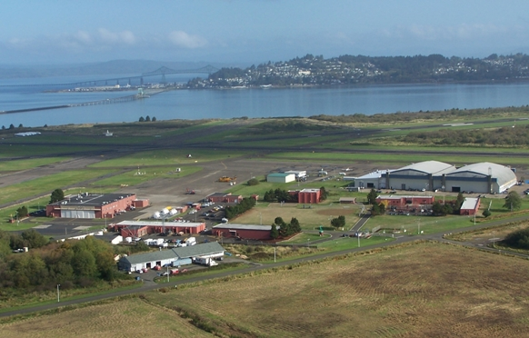 Coast Guard Sector Columbia River-Air Station Astoria base photo