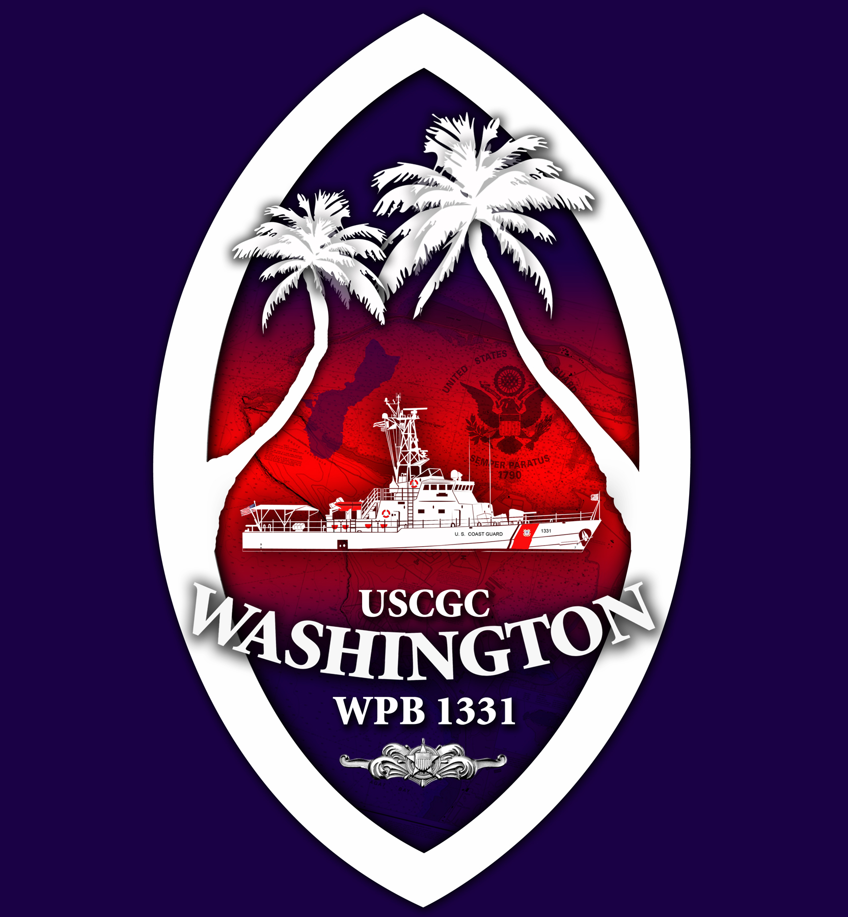 CGC Washington's Logo