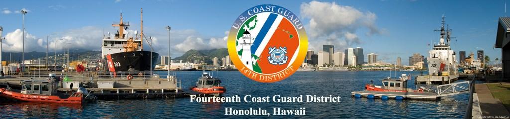 District fourteen mailing address commander fourteenth coast guard district publicscrutiny Images