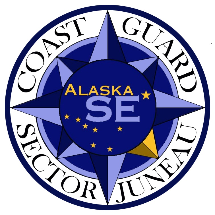 Logo for 17th Division Coast Guard in Alaska