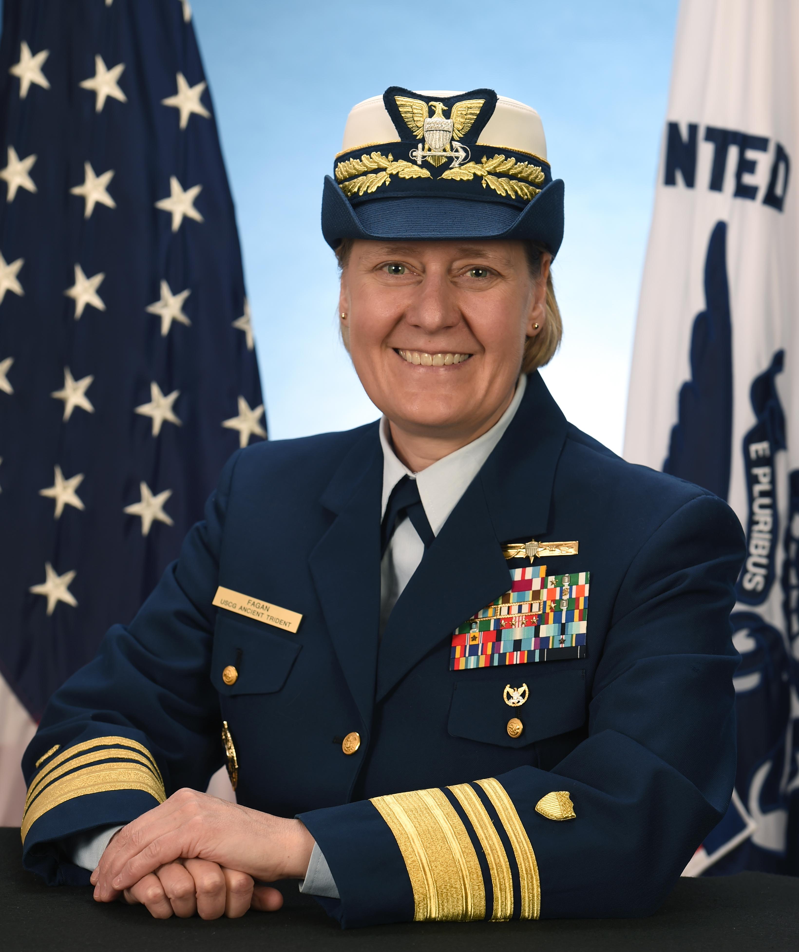 United States Coast Guard (USCG) - Pacific Area